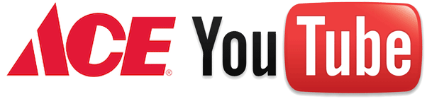 Follow Ace Hardware on YouTube