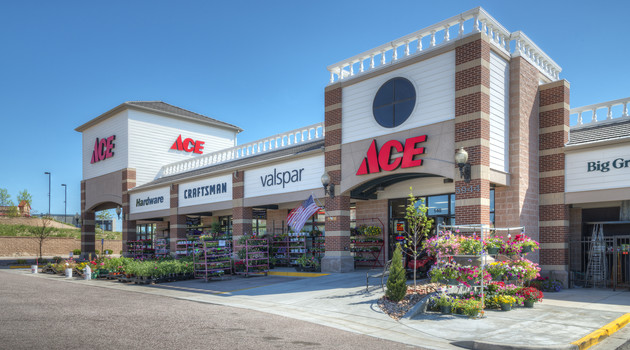 Colorado Springs Stetson Hills Ace Hardware Store