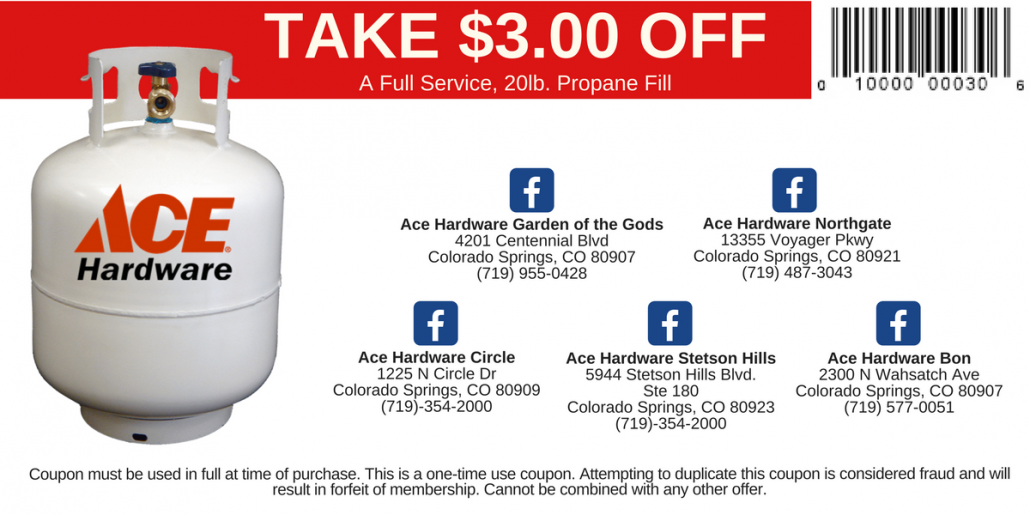 photograph about Ace Hardware Printable Coupons known as Most up-to-date Ace Components Promotions - Printable Components Coupon codes